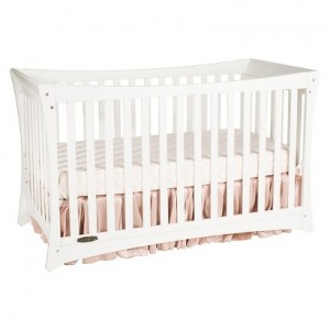 Child Craft Parisian 3 in 1 crib