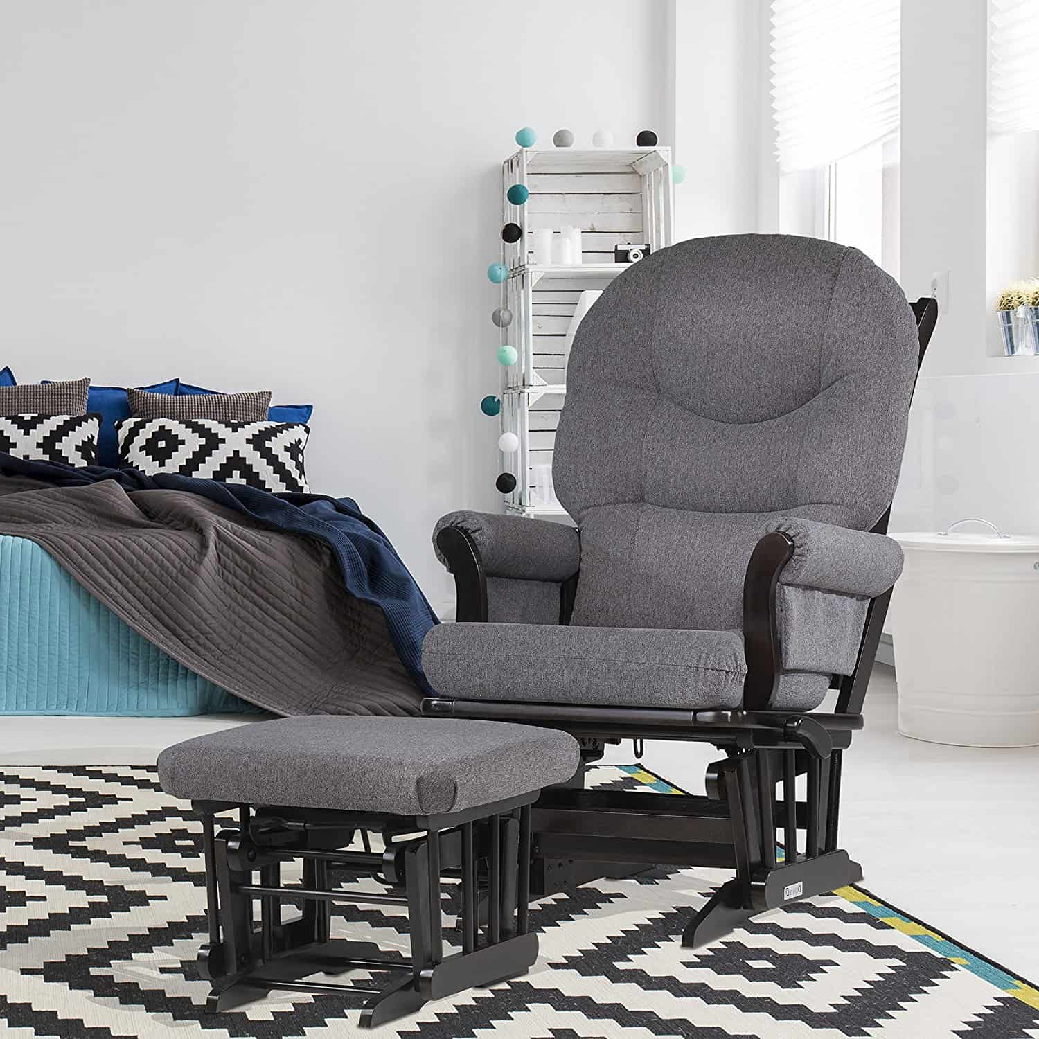 Glider Rocker Brand Review Dutailier Baby Bargains