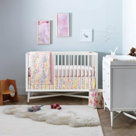 Dwell Studio Boheme crib bedding Crib Bedding brand review: Dwell