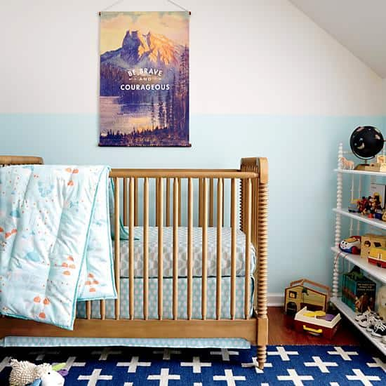 Crib brand review: Land of Nod