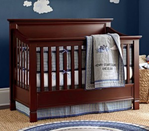 Pottery Barn Crib
