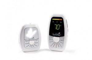 Summer Infant Baby Wave Deluxe Digital Audio Monitor