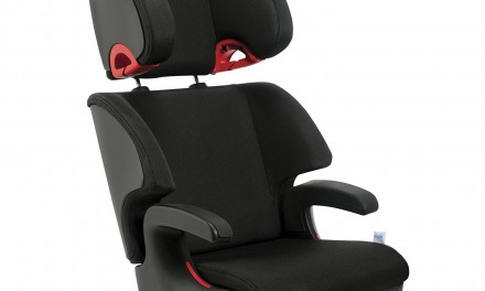 Booster Car Seat review: Clek Oobr