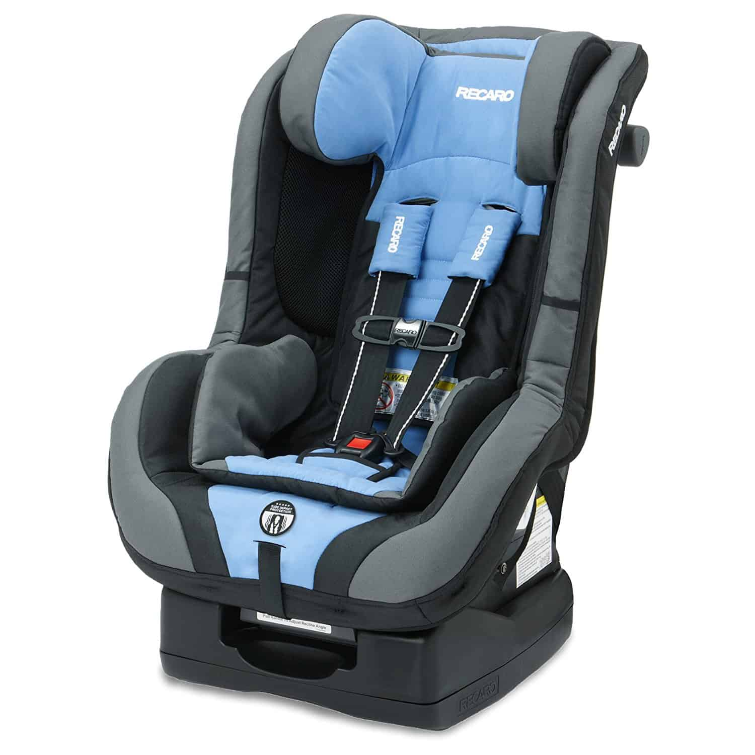 Convertible Car Seat Review: Recaro ProRIDE