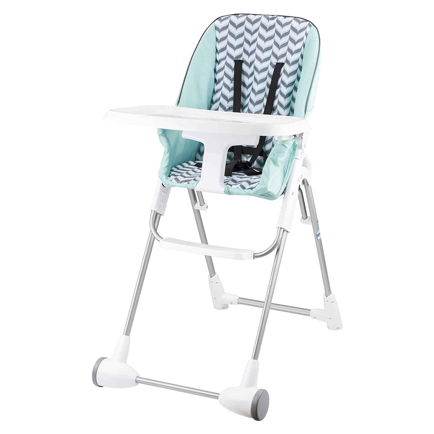 High Chair brand review Evenflo