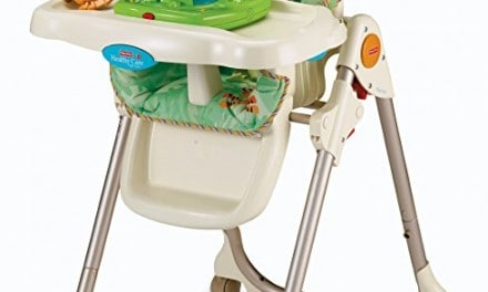 High Chair brand review: Fisher-Price