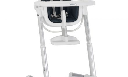 High Chair brand review: Inglesina