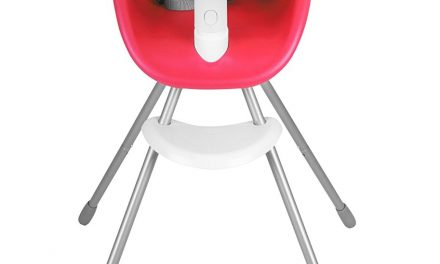 High Chair brand review: Phil & Teds