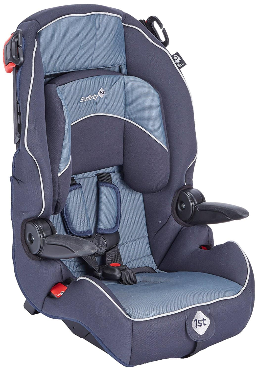 Booster Car Seat review: Safety 1st Summit 65