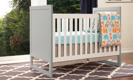 Crib Bedding brand review: Sumersault