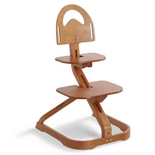 Svan Essential wooden high chair