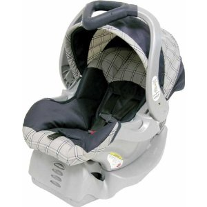 infant car seat review baby trend flex loc baby bargains. Black Bedroom Furniture Sets. Home Design Ideas