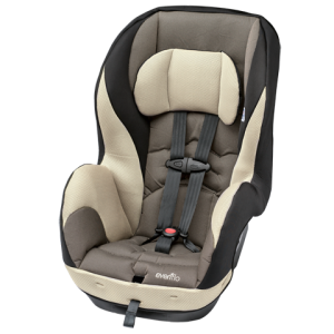 convertible car seat review evenflo titan baby bargains. Black Bedroom Furniture Sets. Home Design Ideas