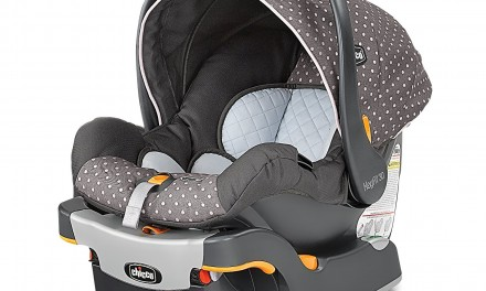 Infant Car Seat review: Chicco KeyFit / Fit2