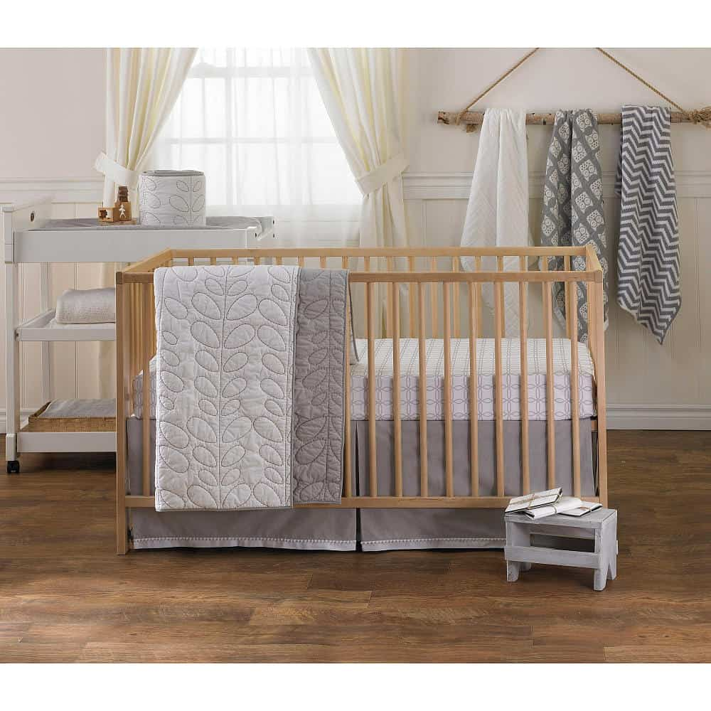 Crib Bedding Brand Review Living Textiles Baby Baby