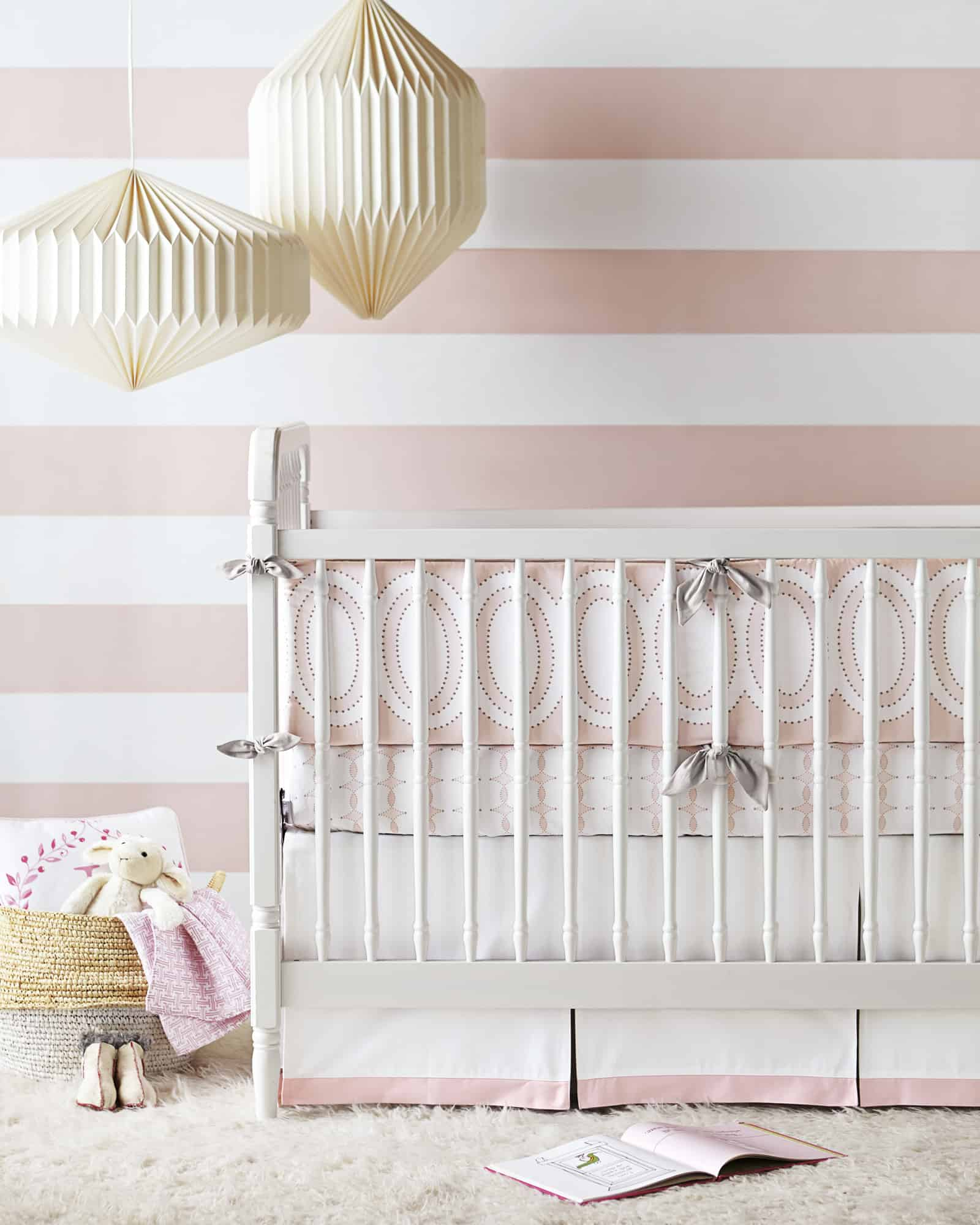 Crib Bedding brand review: Serena and Lily