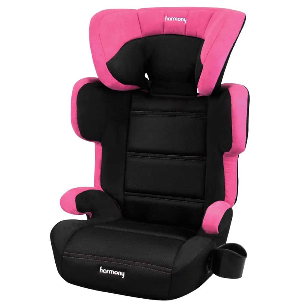 Booster Car Seat Review Harmony Dreamtime Baby Bargains