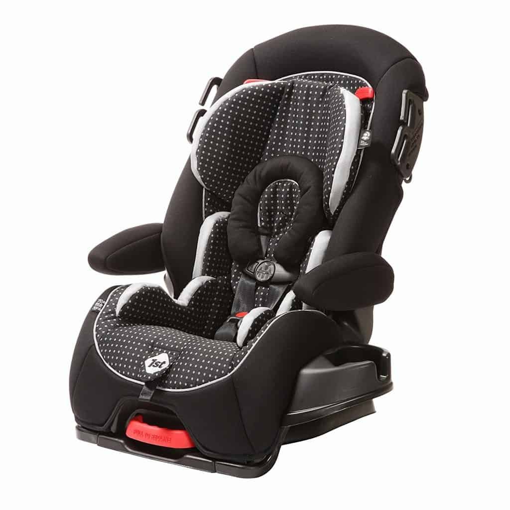 How To Install Safety St Convertible Car Seat Rear Facing