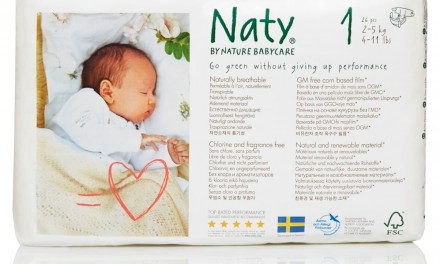 Eco-Friendly Disposable Diaper Review: Nature Babycare