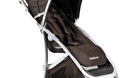 Stroller brand review: Babyhome