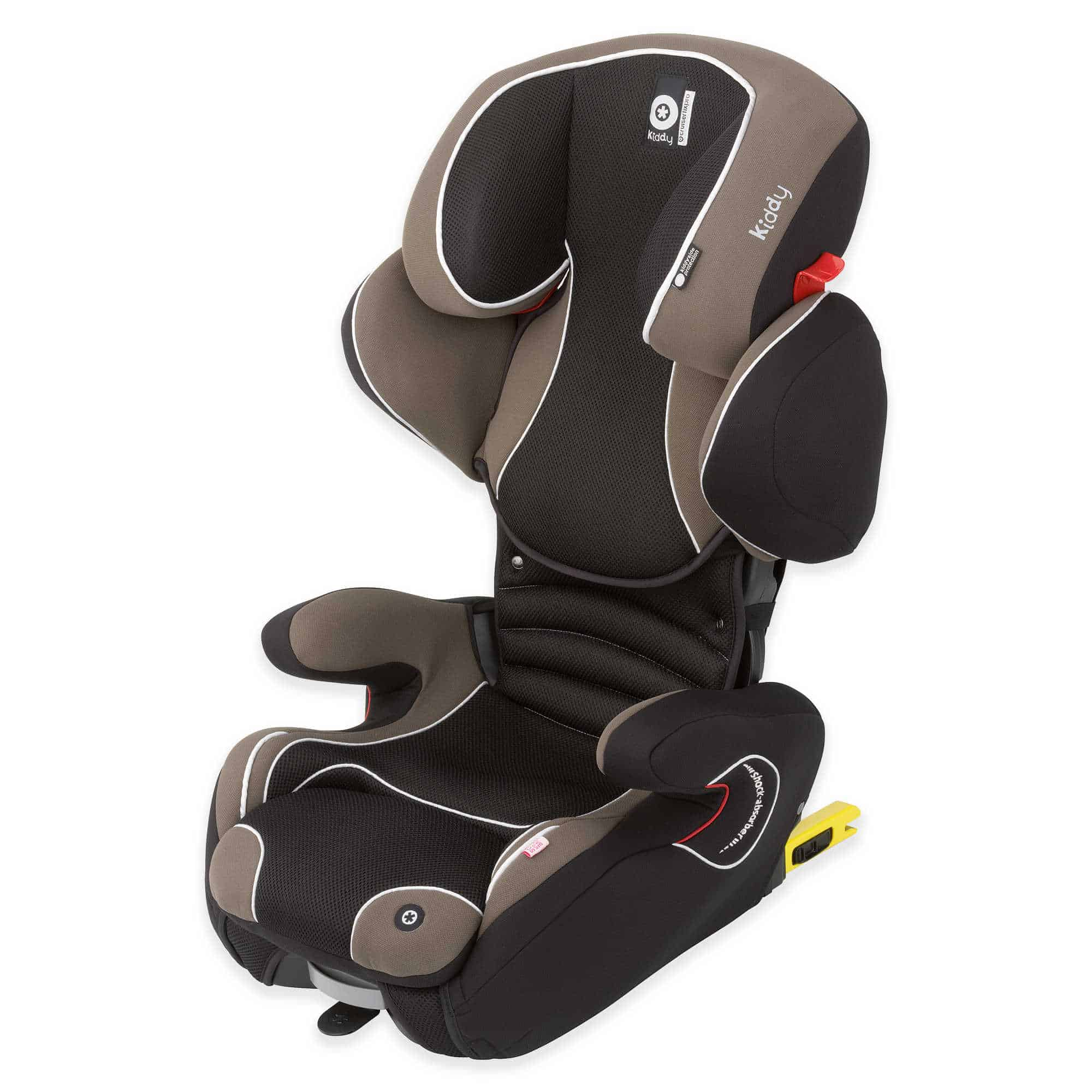 Booster Car Seat review: Kiddy CruiserFix Pro