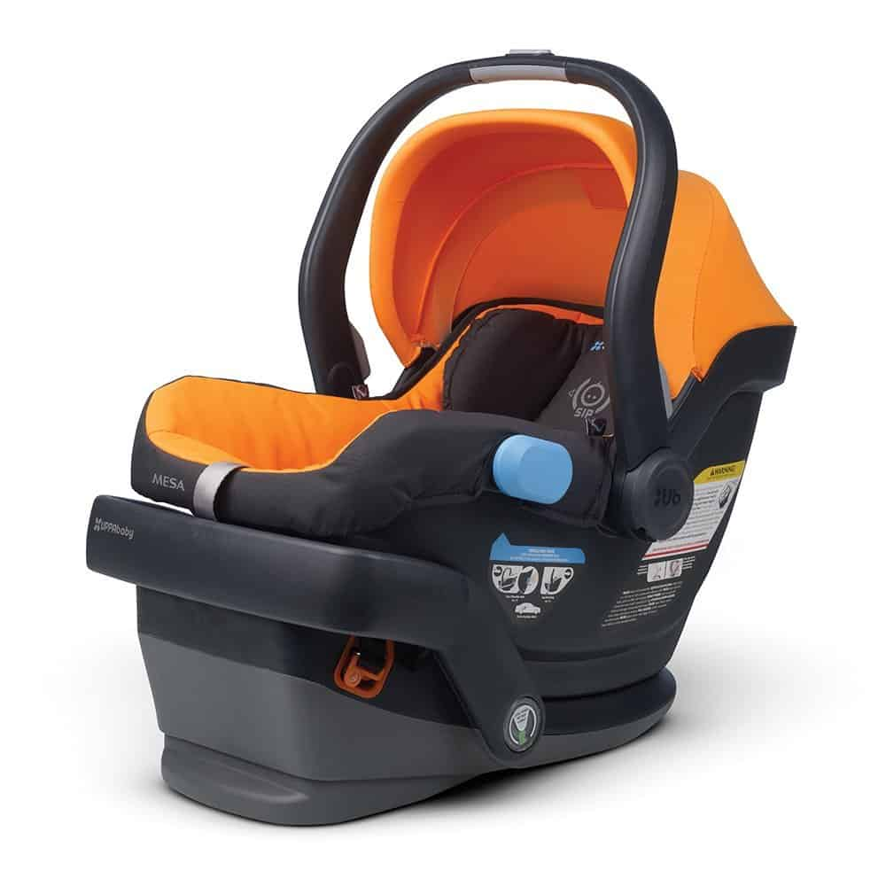 infant car seat review uppababy mesa baby bargains. Black Bedroom Furniture Sets. Home Design Ideas