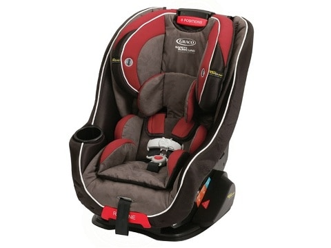 Convertible Car Seat Review: Graco Head Wise