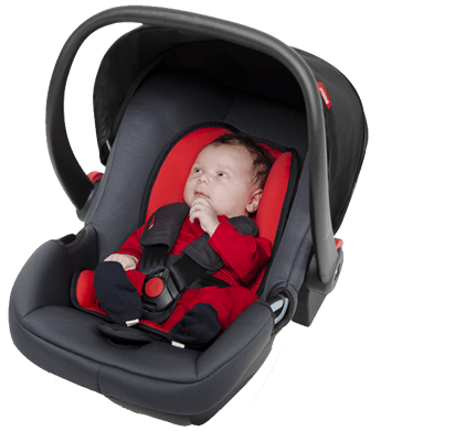 Infant Car Seat Review: Phil & Teds Alpha