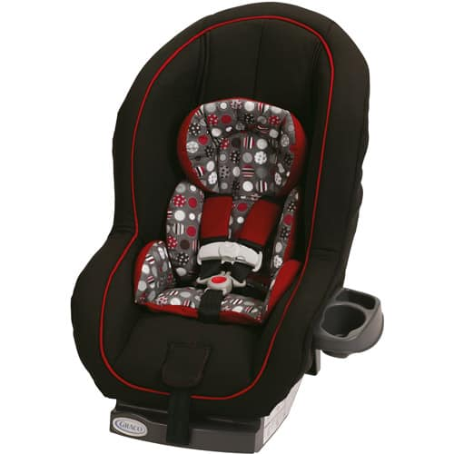Convertible Car Seat review: Graco Ready Ride