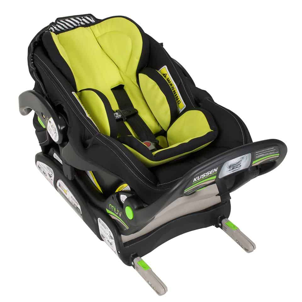 Infant Car Seat review: Muv Kussen