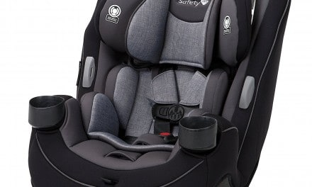 Convertible Car Seat review: Safety 1st Continuum