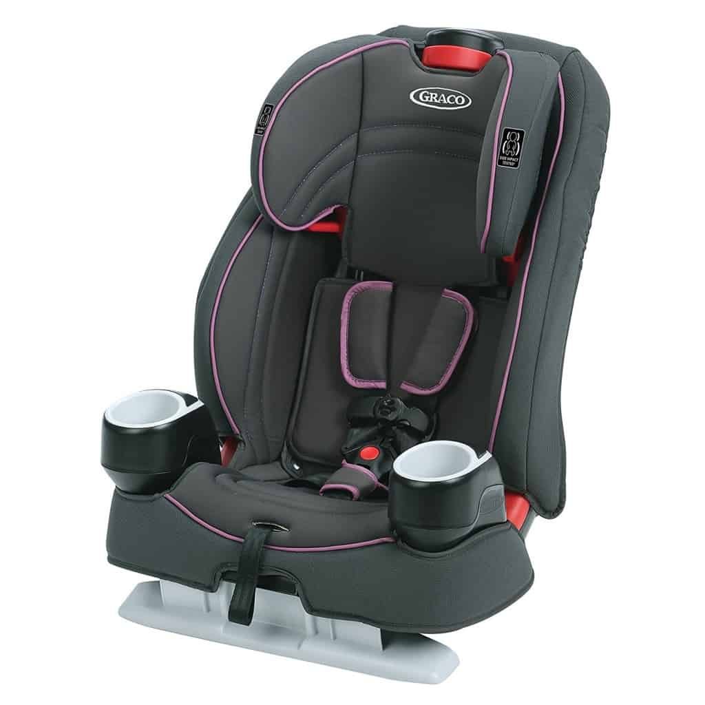 Graco Car Seat How To Convert To Booster
