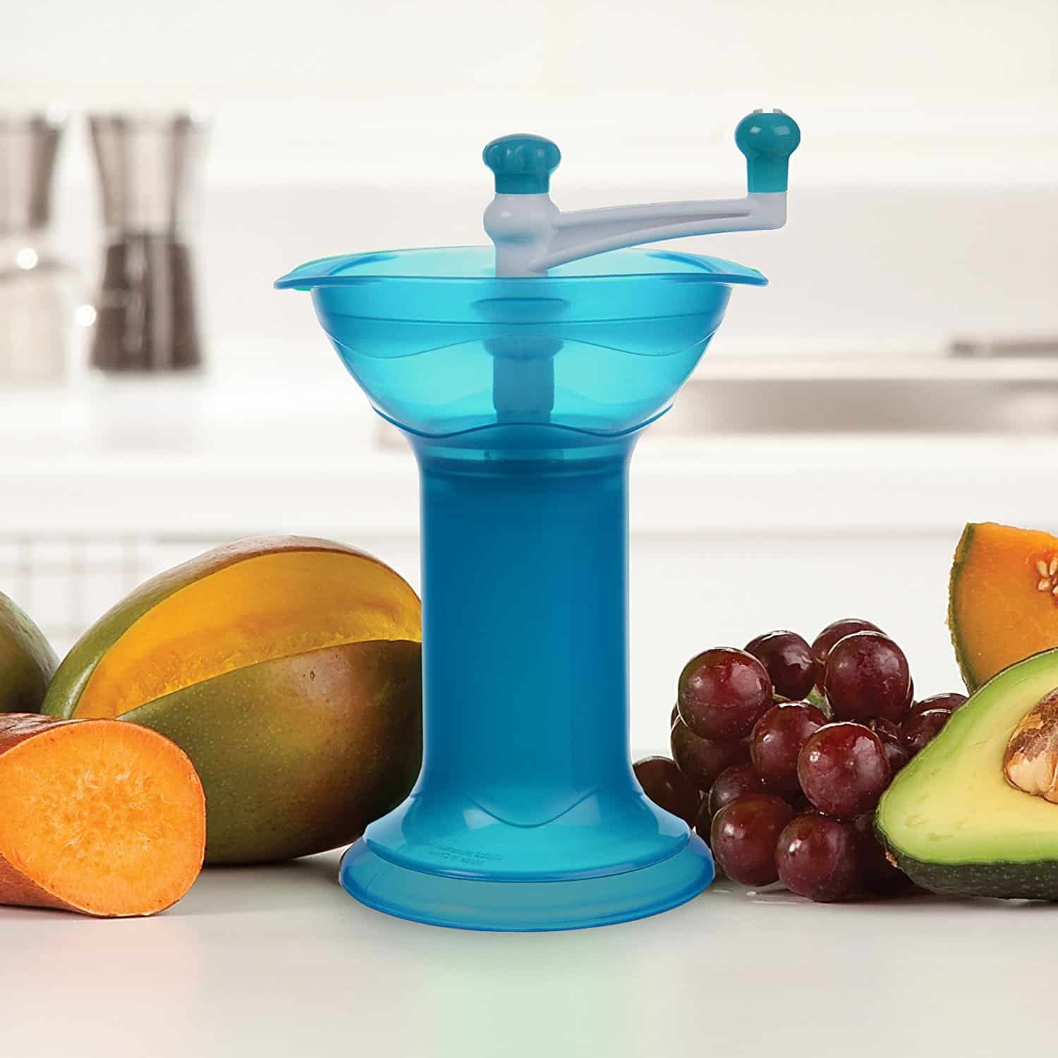 Food Processor review: Munchkin Puree Food Grinder