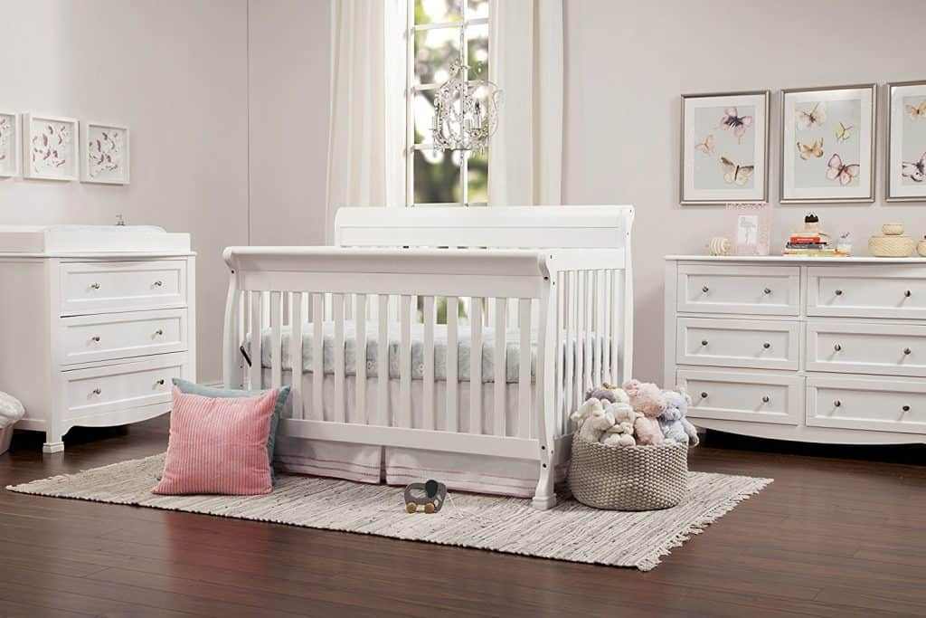 best baby crib - White Baby Crib