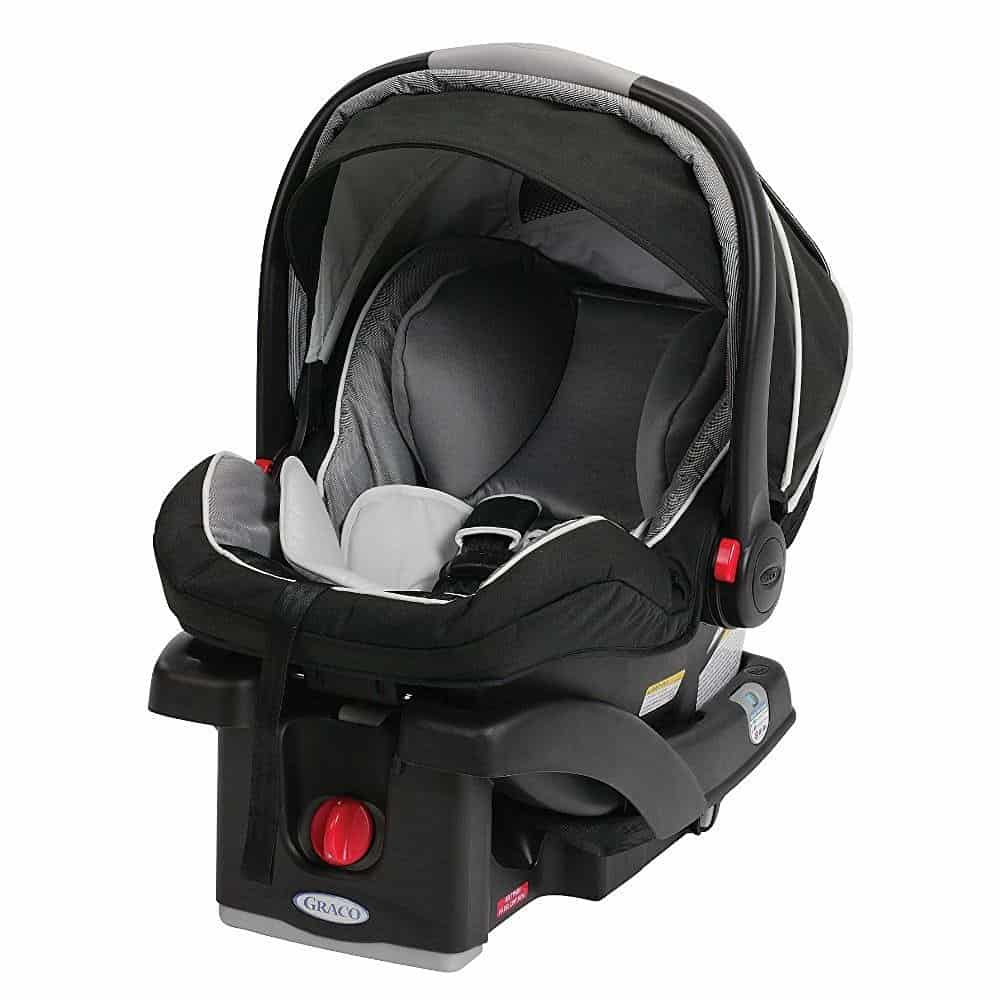 Infant Car Seat Review: Graco SnugRide