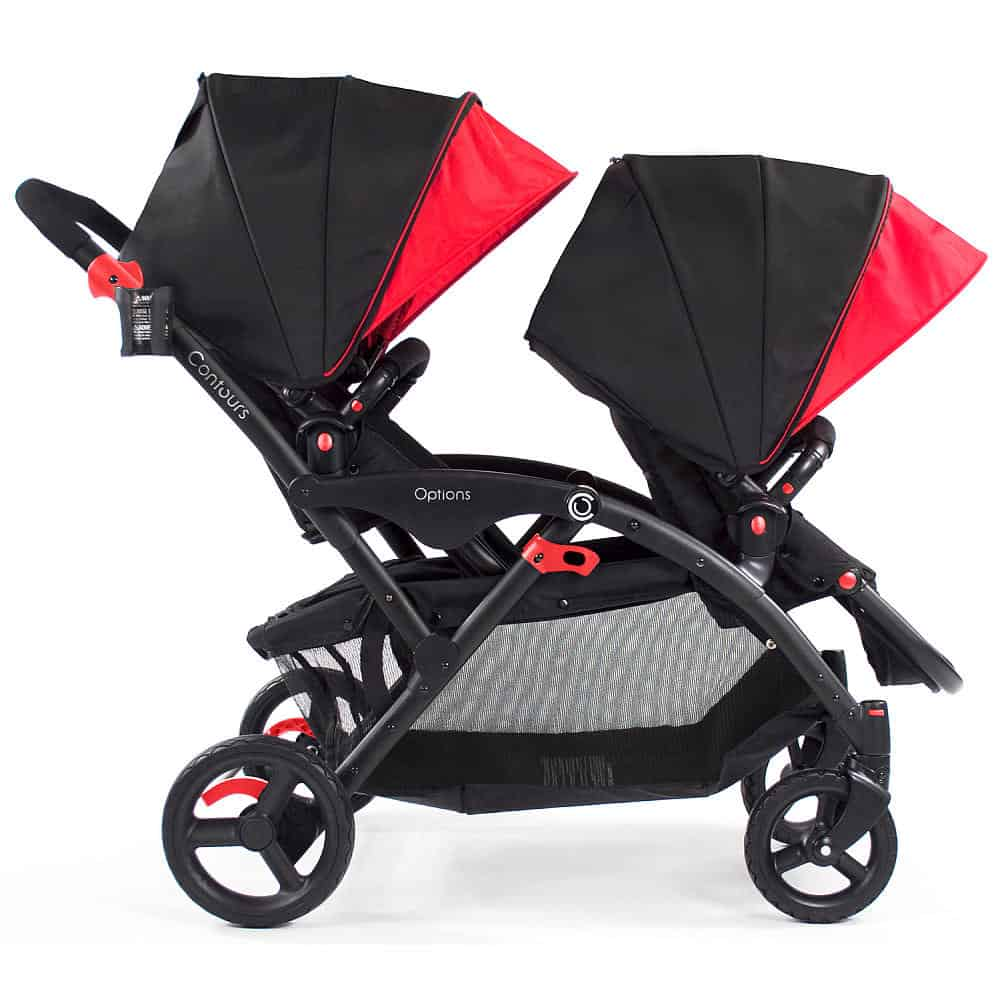 Kolcraft Contours Options Tandem Stroller The Best Double Stroller