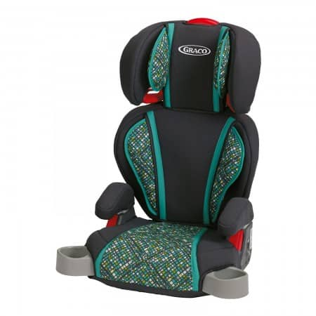 Graco's TurboBooster is tried and true—an affordable high back belt-positioning booster