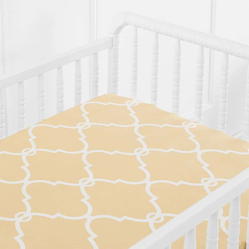 Pinzon crib sheet straw