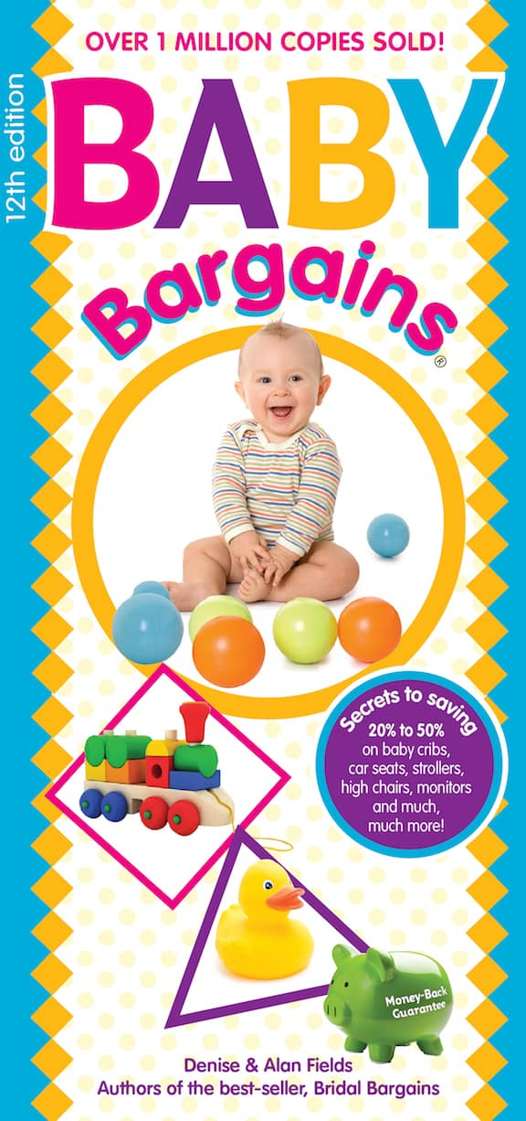 The Baby Bargains Book