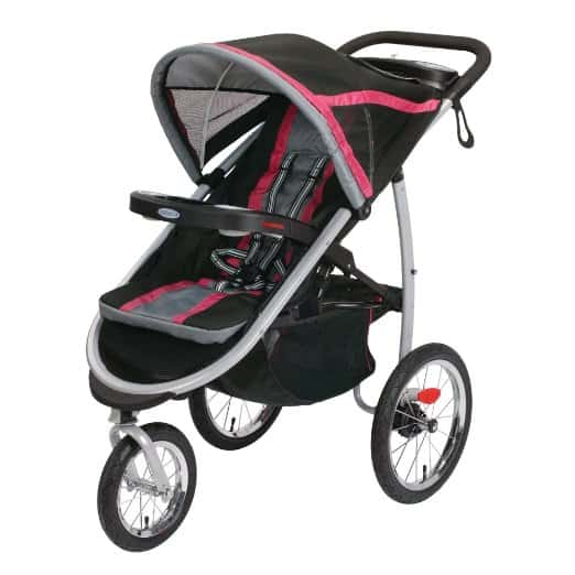 Stroller brand review: Graco