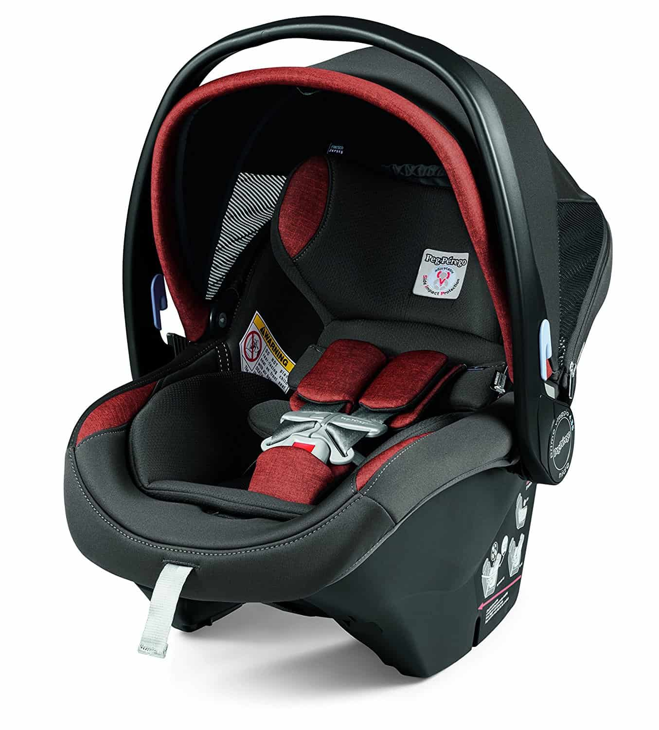 Car Seat Peg Perego Review