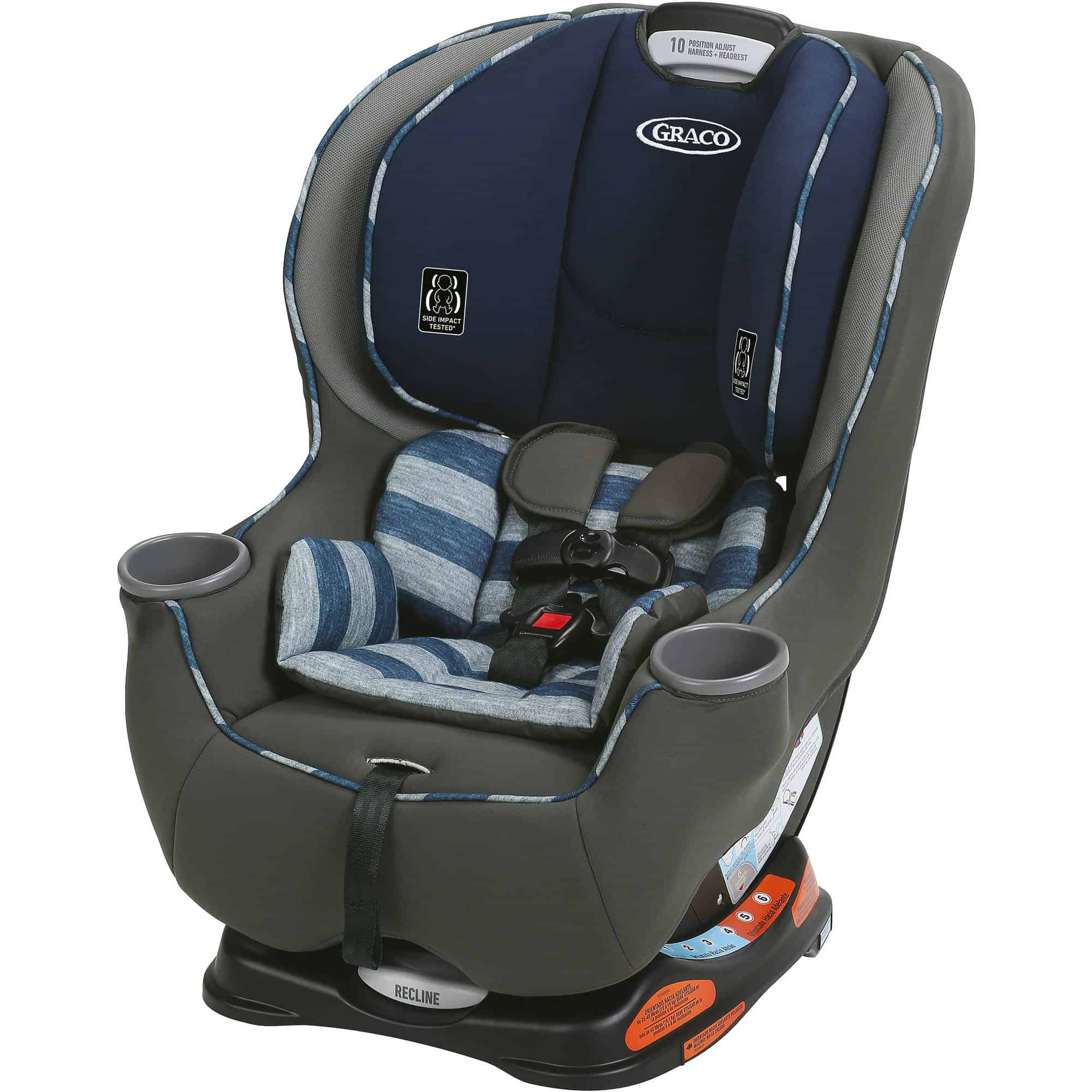 Convertible Car Seat Review: Graco Sequel 65