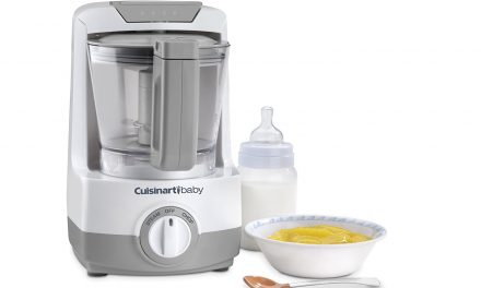 Food Processor review: Cuisinart Baby Food Maker