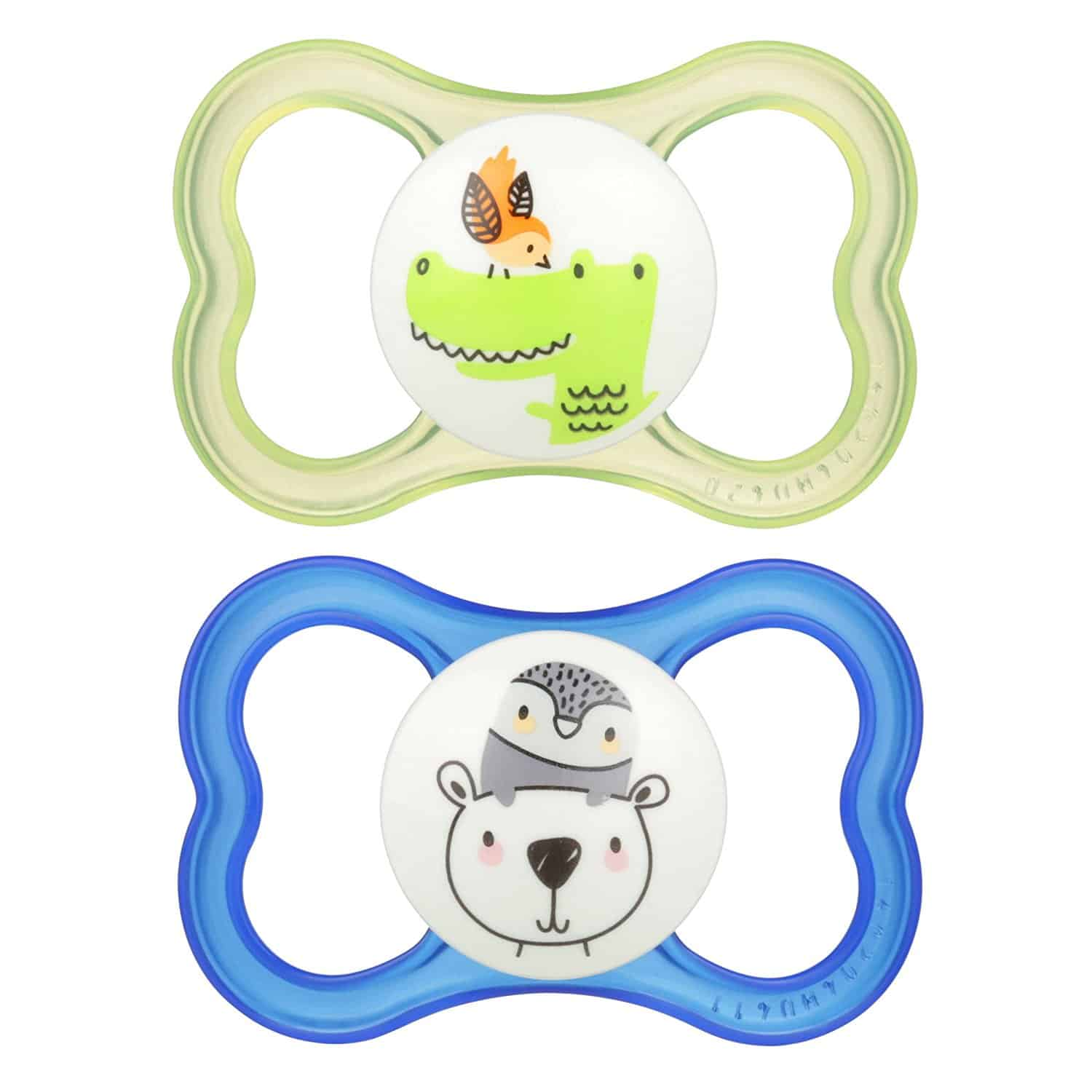paci with pattern