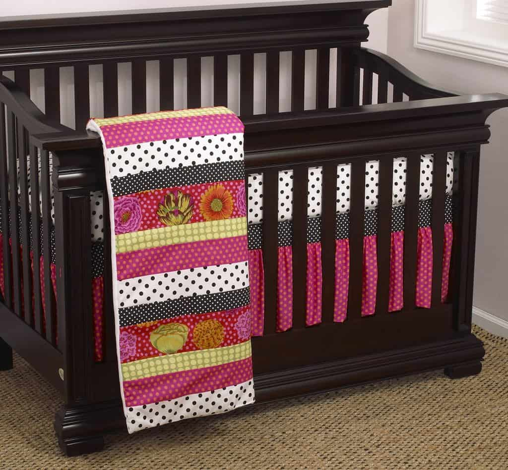 Crib Bedding brand review: Cotton Tale