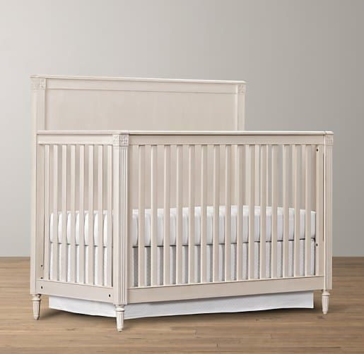 Crib brand review: Restoration Hardware