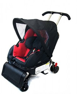 Convertible Car Seat review: Lilly Gold Play Sit \' n\' Stroll | Baby ...