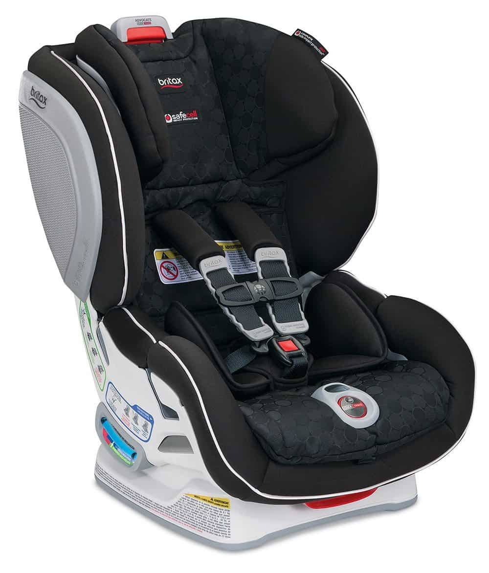 Convertible Car Seat review: Britax Advocate