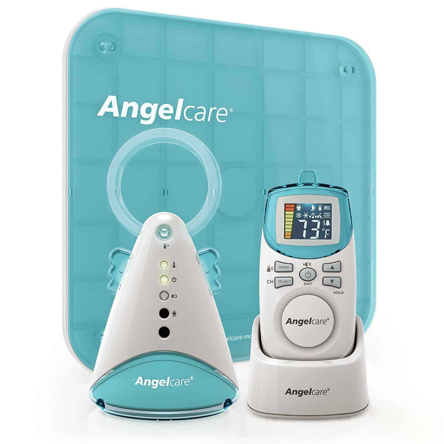 Smart Baby Monitor review: Angelcare