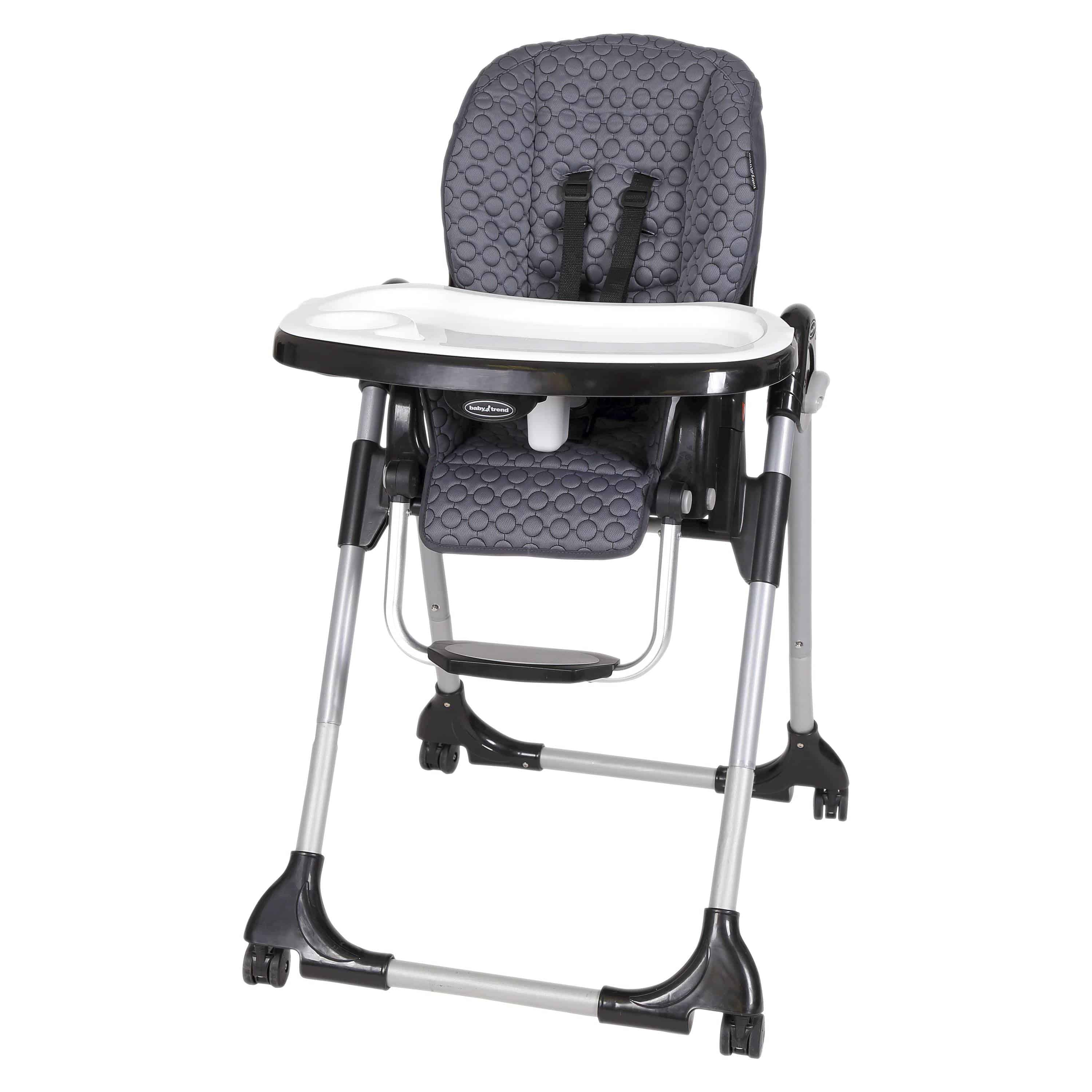 High Chair brand review: Baby Trend